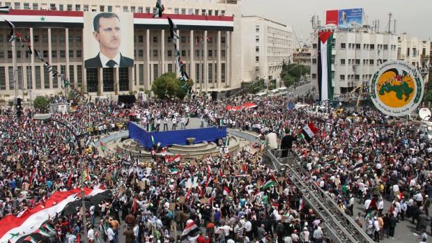 Rasmus Jacobsen svarer Holger K.: Assad forhindrer ikke fred i Syrien