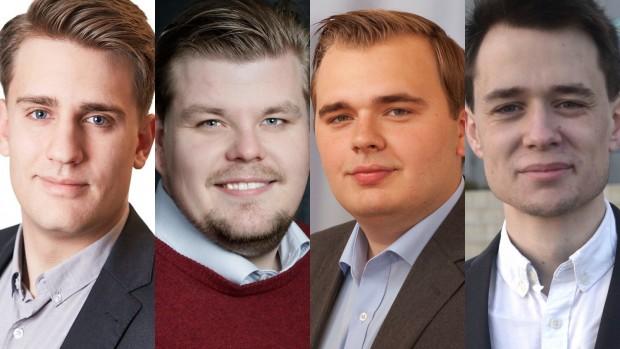Hvad skal der blive af det borgerlige Danmark? RÆSON samler DFU, LAU, KU og VU