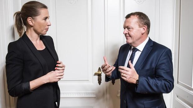 """Dennis Nørmark: """"Der er jo ikke noget i vejen med blokpolitik. Det betyder bare, at den gruppe, der vandt, får lov til at få deres ting igennem"""""""