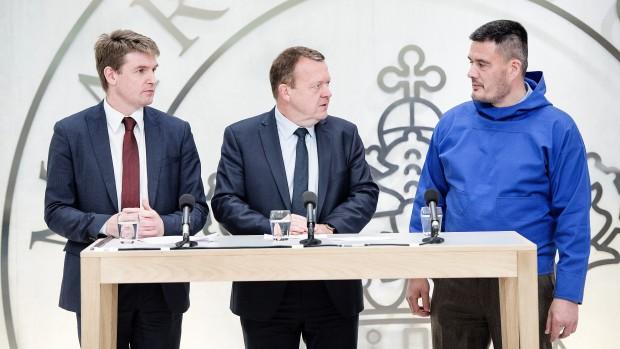 Martin Breum i RÆSON33: Arktis er på regeringens sikkerhedspolitiske top 5. Men Grønland og Danmark marcherer hver sin vej