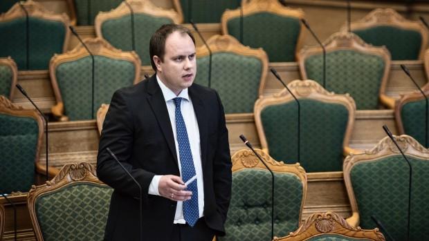 Steen Nielsen (DI): Skal væksten bare gå i stå, Martin Henriksen?