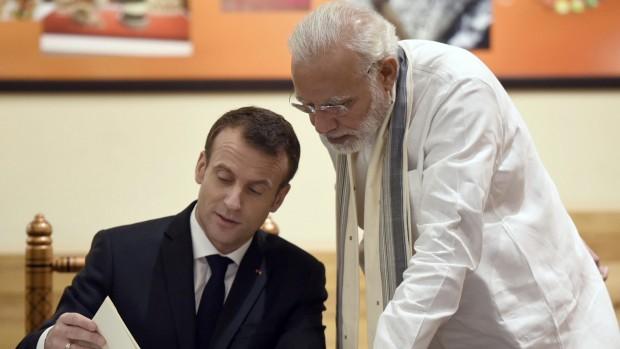 Mrutyuanjai Mishra: Kan Macron skabe en ny begyndelse for indo-europæisk samarbejde?