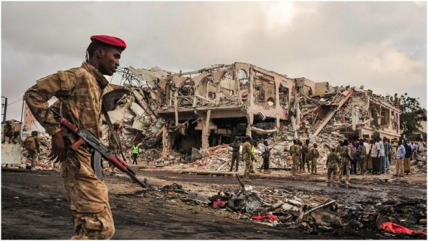 Katja Lindskov Jacobsen i RÆSON34 om Somalia: De fejl, vi skal undgå