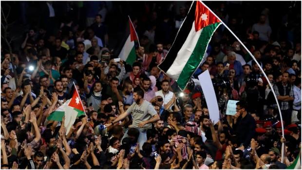 Hans Henrik Fafner: Jordans status som Mellemøstens stabile kongedømme er truet af folkeligt oprør og ny krise
