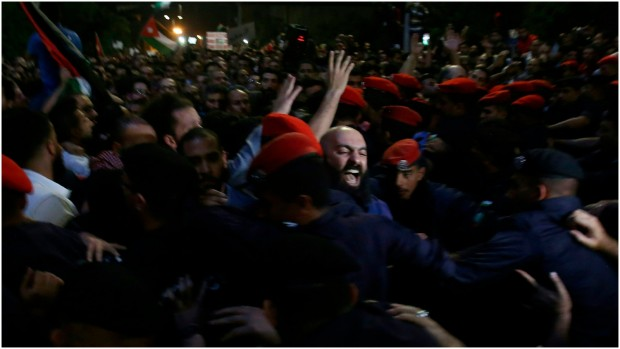 Morten Valbjørn: Jordanernes protester er udsigtsløse, selvom landet er hårdt presset fra flere sider