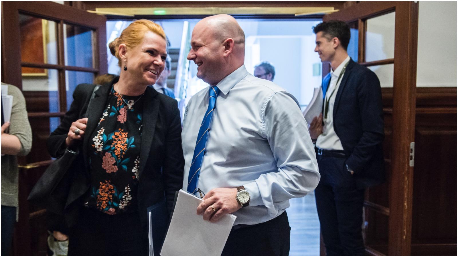 <font color=00008>Anders Storgaard (KU):</font color> Vi borgerlige skal give vælgerne et alternativ i udlændingepolitikken præget af en hård hånd og borgerlig ordentlighed