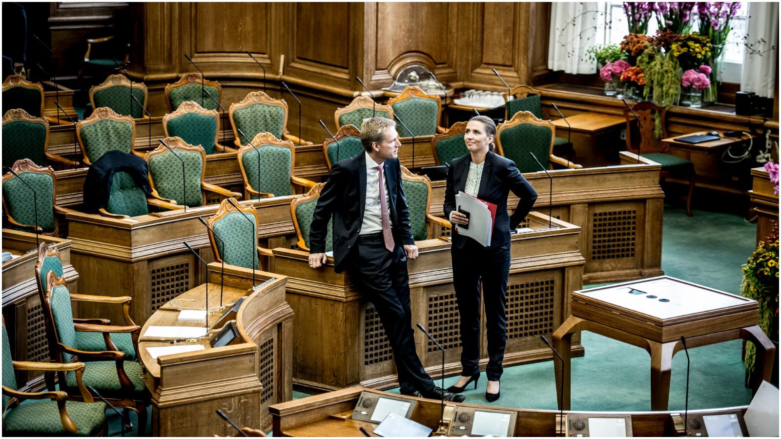 Holger K. Nielsen om Socialdemokratiet: Det er unødvendigt og uklogt at gå hele vejen sammen med Dansk Folkeparti
