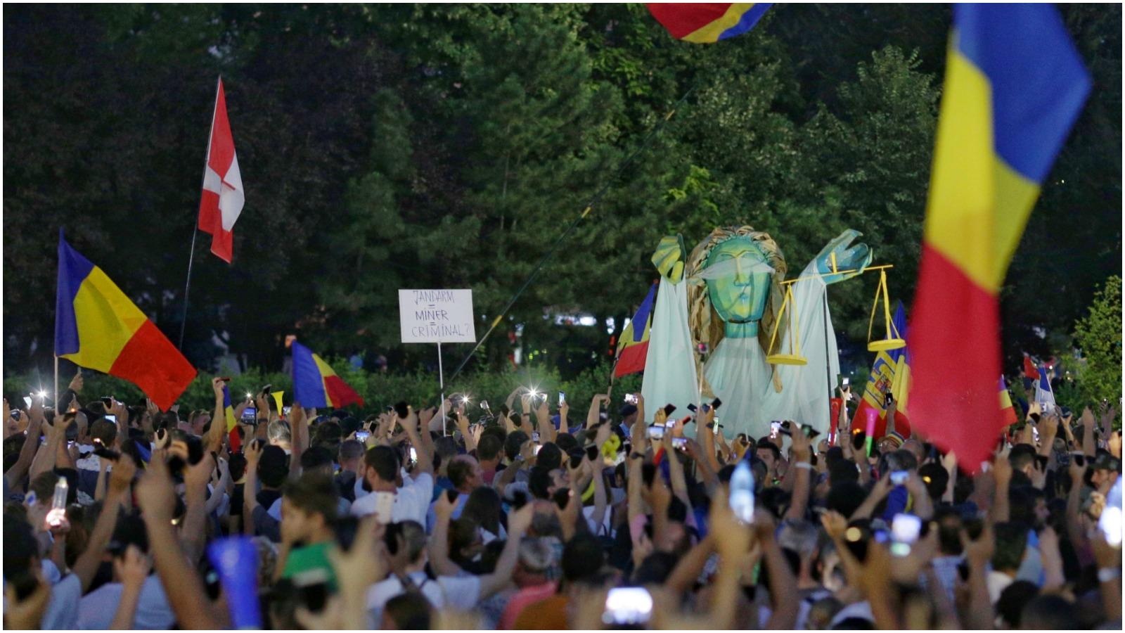 <font color=00008>Ota Tiefenböck:</font color> Rumænerne demonstrerer igen mod landets korrupte ledelse, men det bliver svært at skabe et bedre samfund, så længe de ressourcestærke borgere flytter til Vesteuropa
