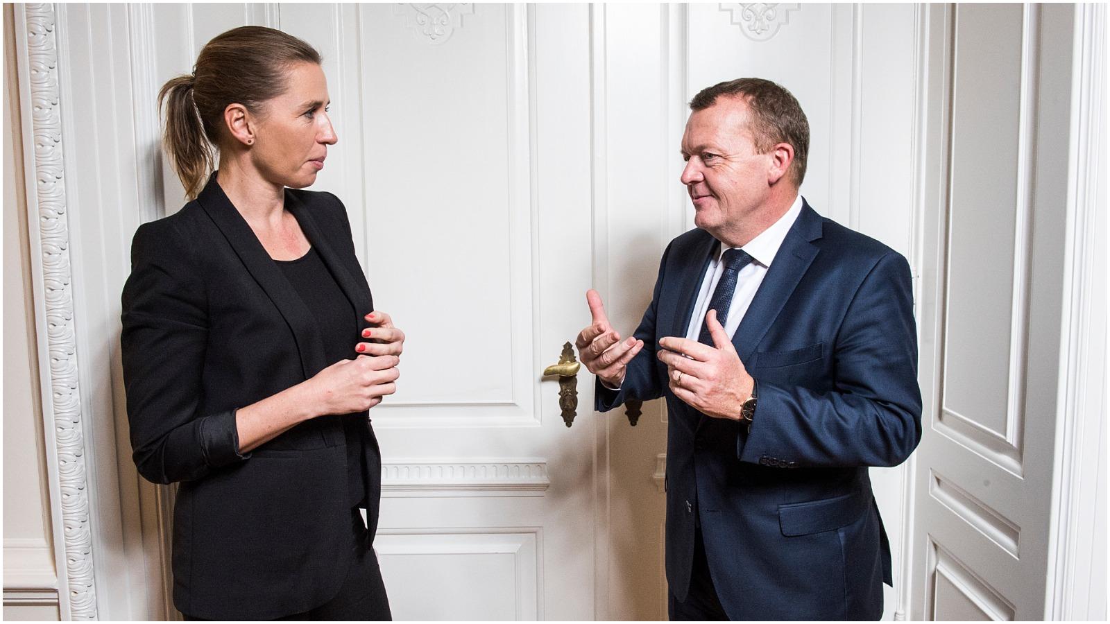 <font color=00008>Karen Melchior (RV):</font color> Når de er i opposition, kappes Venstre og Socialdemokratiet med Dansk Folkeparti om at være mest EU-fjendsk