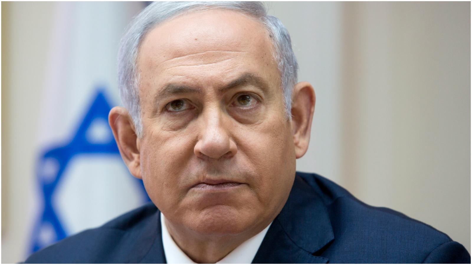 Hans Henrik Fafner i RÆSON35: Har Netanyahu tabt magten?