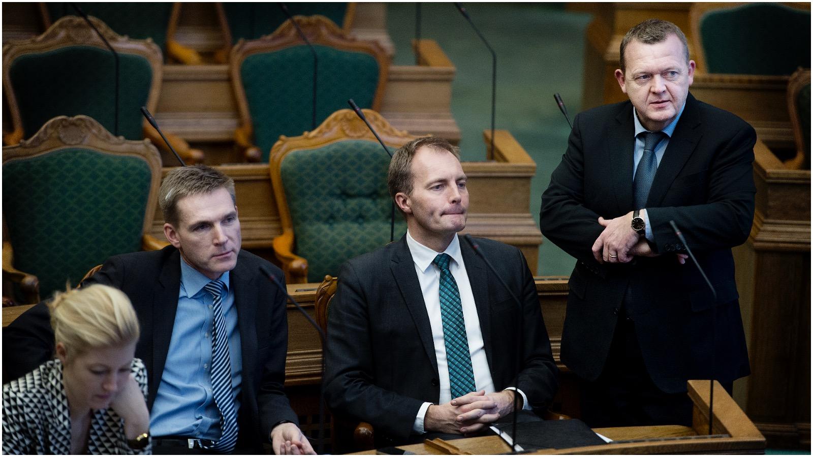 Niels Jespersen: Sådan ser DF's kommende ministerliste ud