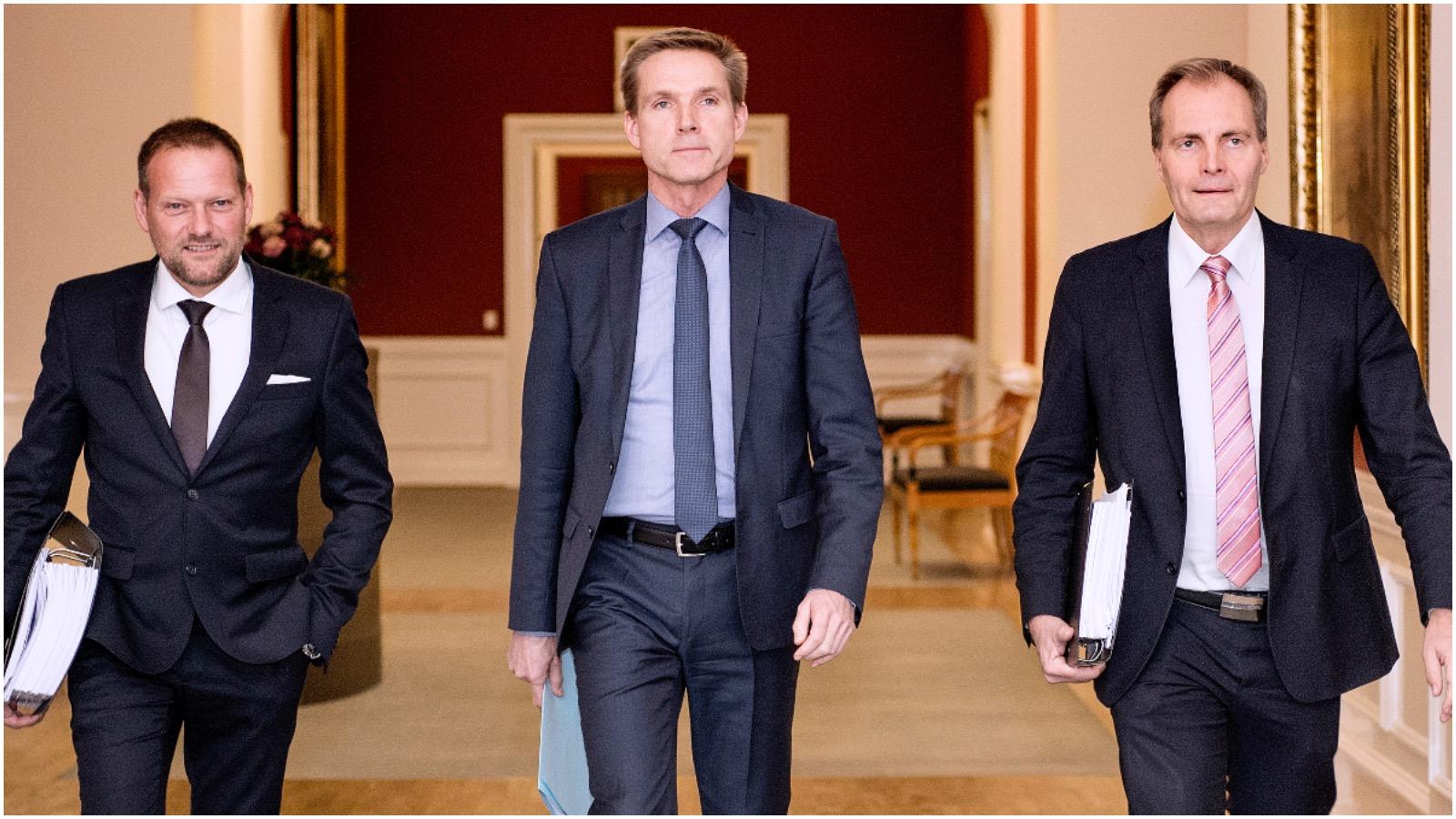 Anders Storgaard (K): Fem spørgsmål til Dansk Folkeparti