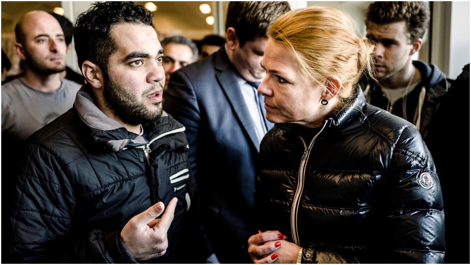 Mursal Khosrawi: Vi skal ikke ryste på hånden i forsvaret for vores frihedsrettigheder