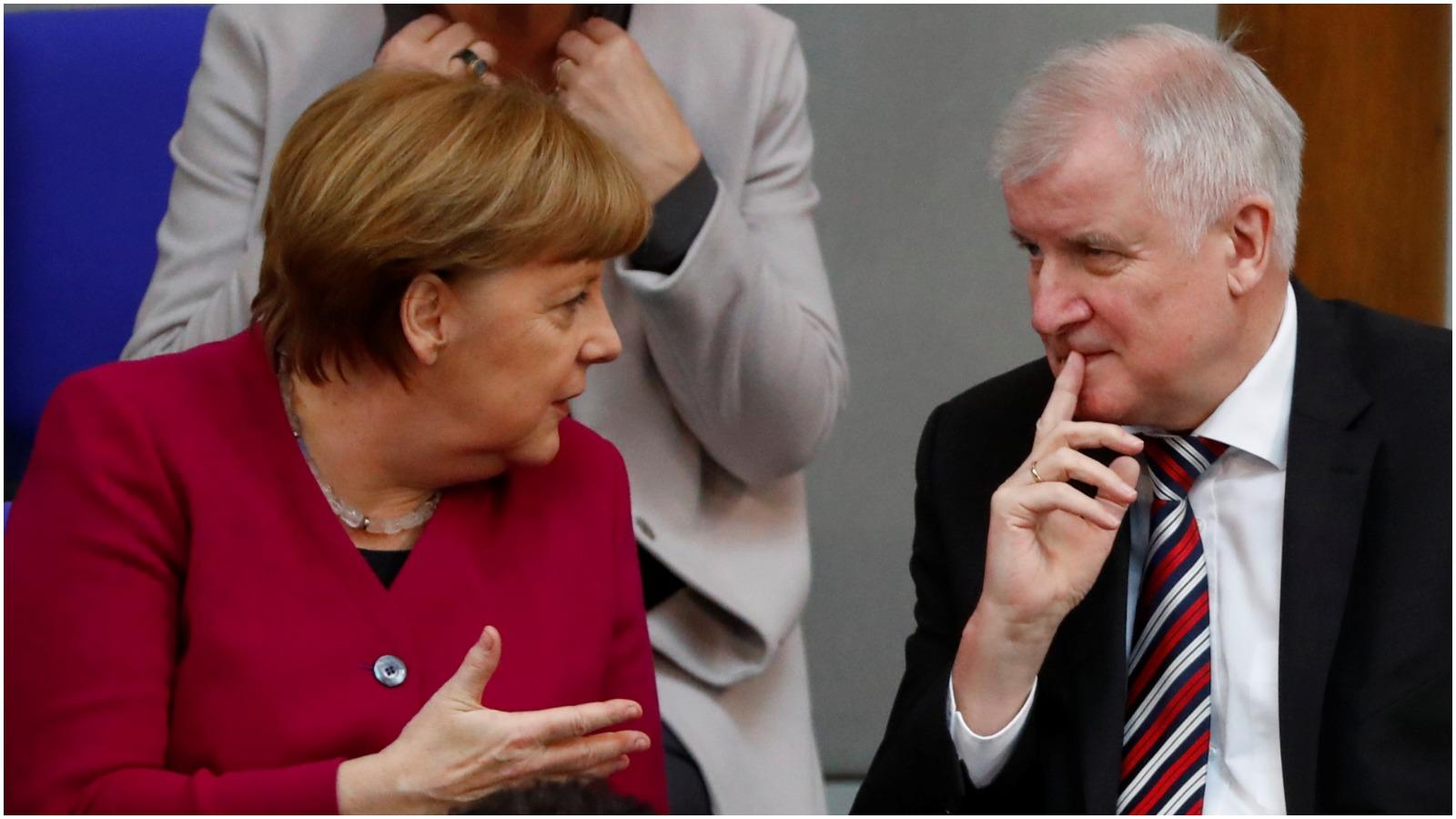 <font color=00008>Philipp Ostrowicz efter valget i Bayern:</font color=00008> CSU's smertende tilbagegang kan være begyndelsen på enden for Merkel