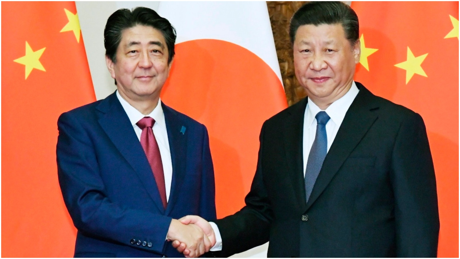Liselotte Odgaard om mødet mellem Xi Jinping og Shinzo Abe: Kina accepterer omsider Japans udstrakte hånd