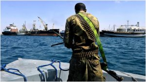 <font color=00008>Katja Lindskov Jacobsen:</font color=00008> Regeringen må erkende, at maritim sikkerhed handler om meget mere end antipirateri