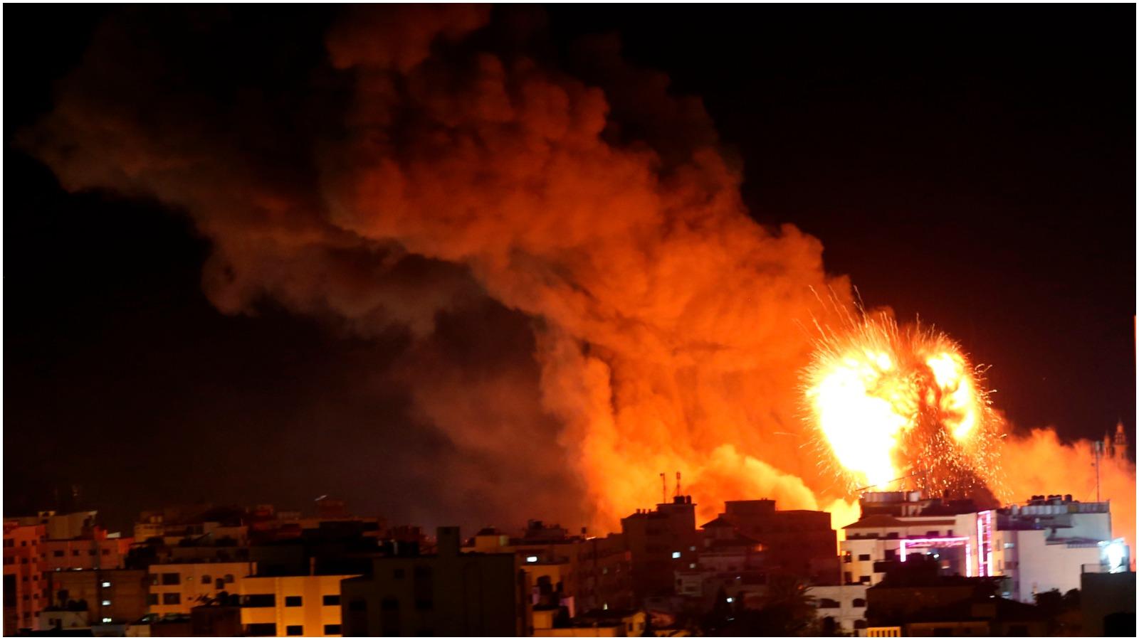 <font color=00008>Hans Henrik Fafner:</font color=00008> Trods beskydninger fra begge sider blev en unødvendig krig på Gazastriben afværget i sidste øjeblik