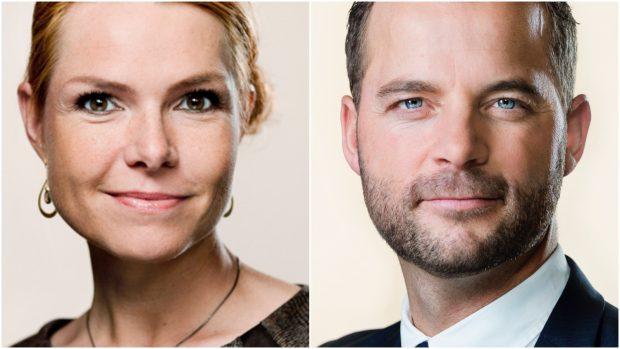 """Støjberg til Østergaard: """"Når du kan se, at både tilstrømningen og integrationen går i den rigtige retning, hvorfor er det så egentlig, at du er så forhippet på at rulle min politik tilbage?"""""""