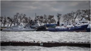 <font color=00008>Ota Tiefenböck:</font color=00008> Den russisk-ukrainske krise eskalerer - vil det lykkes Porosjenko at drage Vesten ind i konflikten?