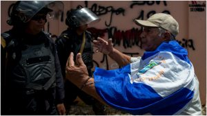 <font color=00008>Michel Forst:</font color=00008> Den overordnede fortælling i dag er, at menneskerettighedsforkæmpere er fjender af staten